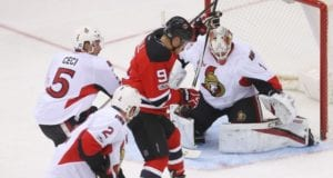The Oilers and Senators had talked about a Taylor Hall for Cody Ceci trade.