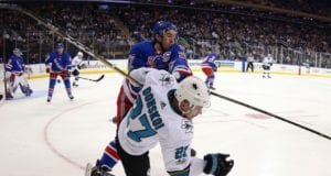 Do the New York Rangers move Ryan McDonagh at the deadline? San Jose Sharks could stand pat.