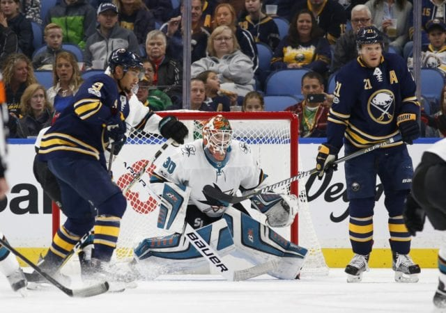 Evander Kane traded to the San Jose Sharks