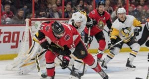 Derick Brassard finally traded to the Pittsburgh Penguins in a three team trade.