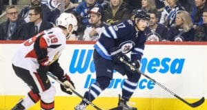 The Pittsburgh Penguins are looking at Derick Brassard. The Winnipeg Jets looking for a top-six.