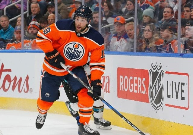 The Edmonton Oilers are expected to talk contract with Patrick Maroon.