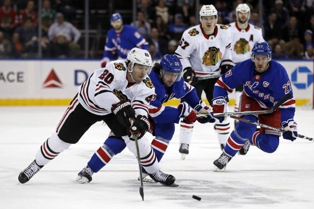 Could the Chicago Blackhawks look to give Brandon Saad a fresh start?