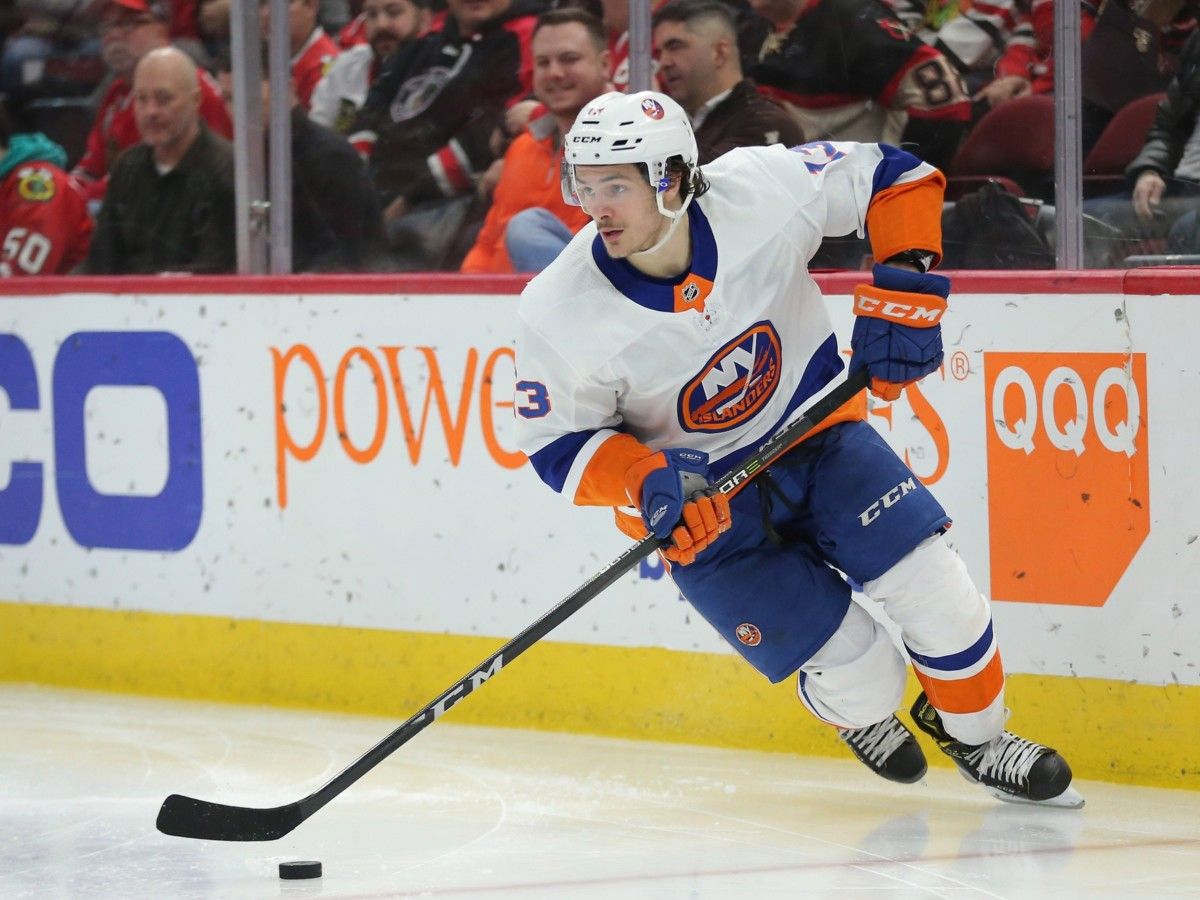 Mathew Barzal, Yanni Gourde and Ryan Pulock were our top NHL rookies for the month of January.