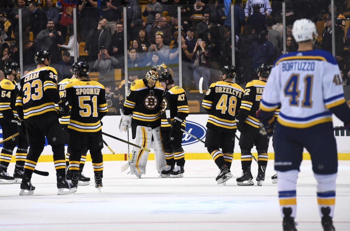 A closer look at what the Boston Bruins could look at doing leading up to the NHL trade deadline.