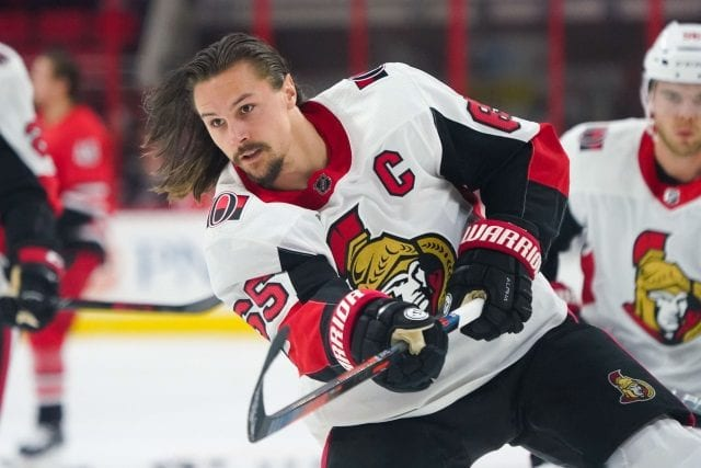 An offseason trade of Erik Karlsson is possible if they don't get the deal they want.