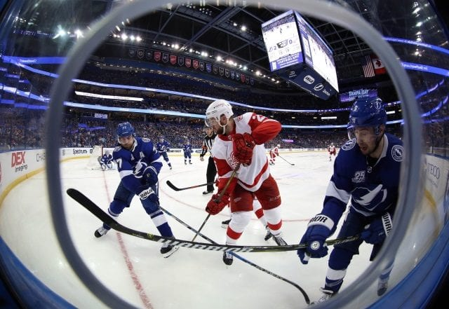Mike Green would be a nice fit with the Tampa Bay Lighting, but at what cost?