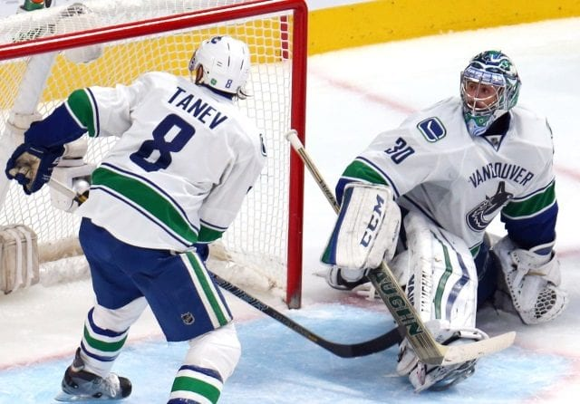 NHL Rumors  Vancouver Canucks and the Montreal Canadiens 788a8cb9b