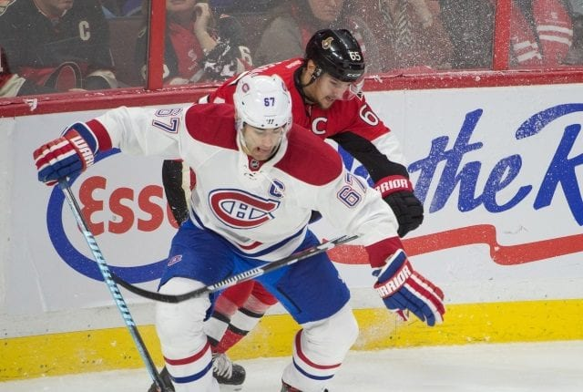 Max Pacioretty and Erik Karlsson are two of the top trade candidates that could be moved this offseason.