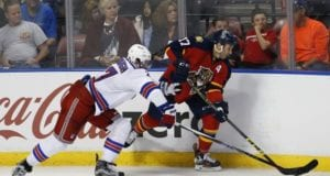 Florida Panthers aggressively going after Ryan McDonagh