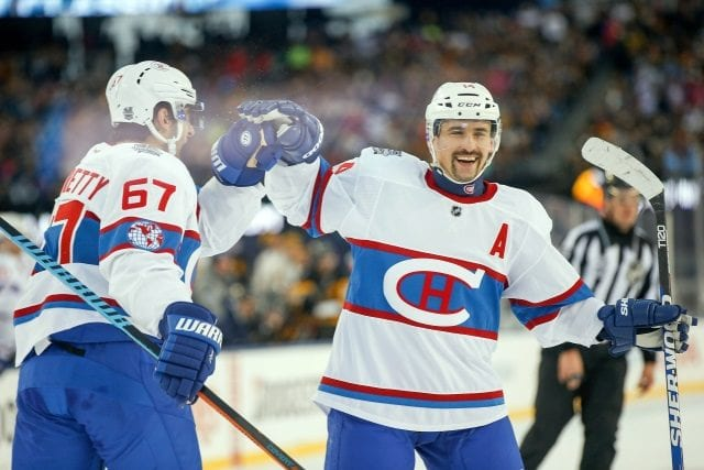 The Montreal Canadiens could move Max Pacioretty, but it may not happen at the deadline. Tomas Plekanec should be traded before the trade deadline.