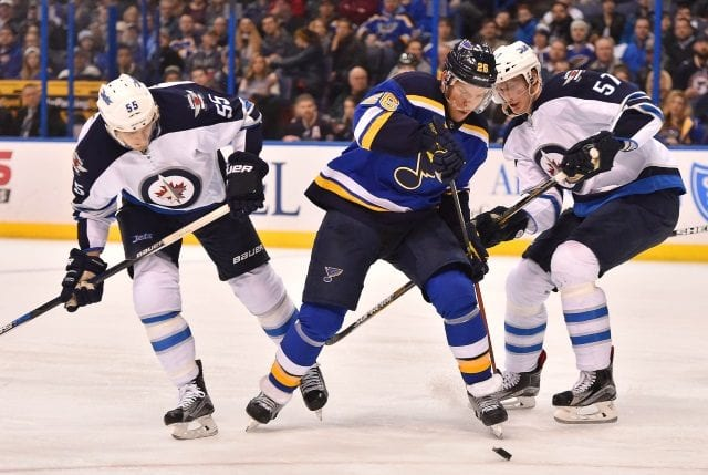 NHL trade analysis: Taking a closer look at Paul Stastny's trade to the Winnipeg Jets