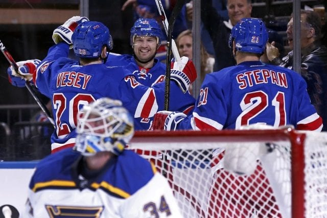 Teams that might be interested in New York Rangers Rick Nash