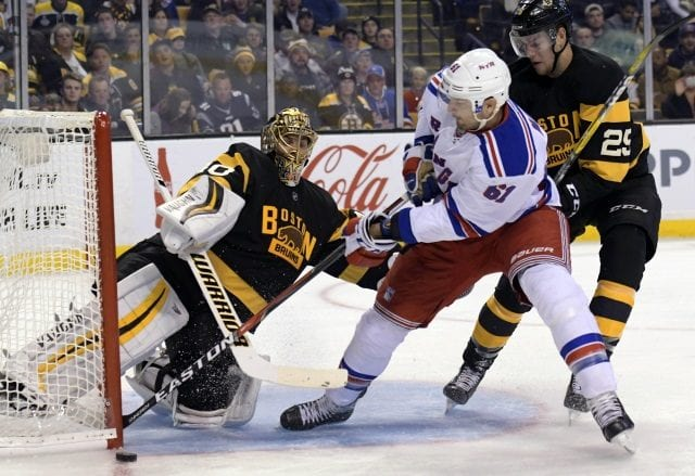 NHL Trade Analysis; Looking at the Rick Nash trade to the Boston Bruins