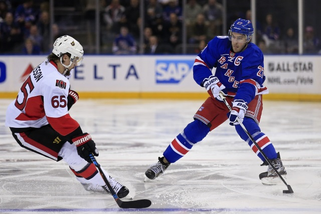 Erik Karlsson and Ryan McDonagh are in the rumor mill, but might not be traded by the NHL trade deadline.
