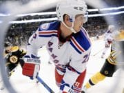 The New York Rangers have traded Nick Holden to the Boston Bruins