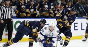 Trade deadline fallout for the Buffalo Sabres including notes on Evander Kane and Josh Gorges