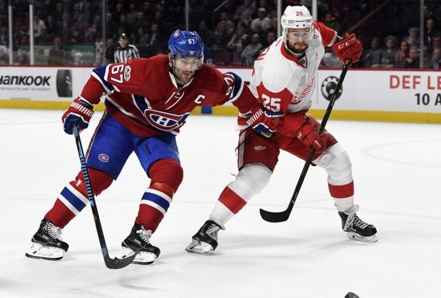 Max Pacioretty didn't request a trade. Toronto Maple Leafs weren't interested in Mike Green