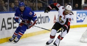 It seems unlikely and illogical that the New York Rangers would be interested in Erik Karlsson