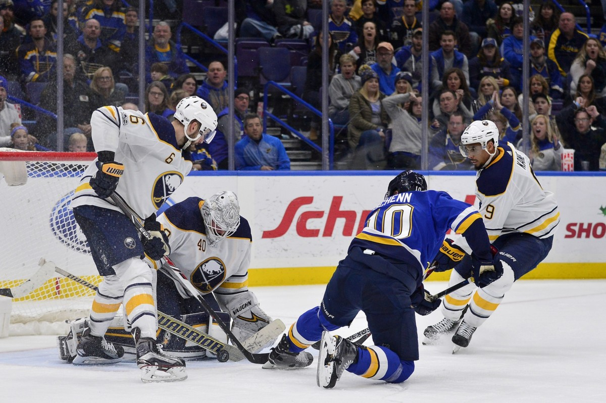 NHL trade deadline loser: The Buffalo Sabres were one of the teams that didn't have a good trade deadline this year.