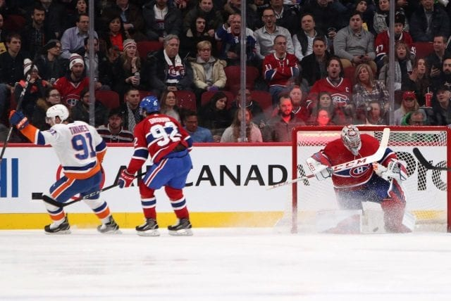 Could the Montreal Canadiens listen offers on Carey Price? The Habs could target John Tavares