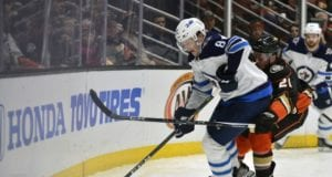 Jacob Trouba has been cleared for contact.