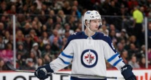 Jacob Trouba hasn't been diagnosed with a concussion yet.