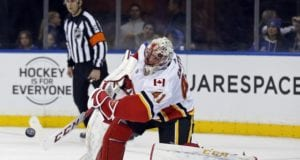 Mike Smith could return to the lineup today.