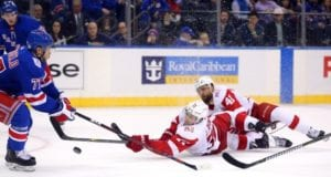 New York Rangers and Detroit Red Wings