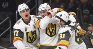Luca Sbisa and Reilly Smith expected back before the playoffs