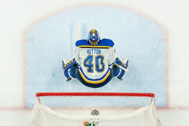 NHL free agents: Carter Hutton