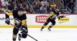 Penguins Derick Brassard out day-to-day.