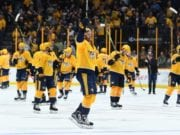 NHL Power Rankings: The Nashville Predators take over top spot in our consensus NHL power rankings