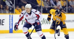 Could the Washington Capitals do a sign-and-trade with John Carlson if they can't re-sign him?