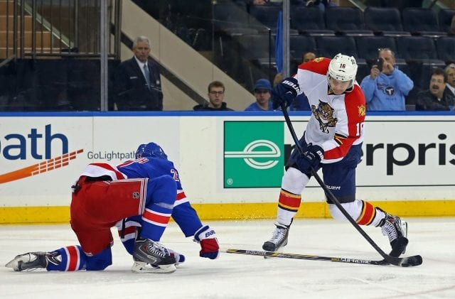 The Florida Panthers were chasing players like Ryan McDonagh and Max Pacioretty at the deadline.