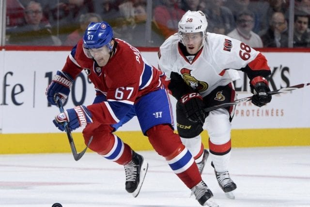 The Calgary Flames were in on Max Pacioretty and Mike Hoffman at the NHL trade deadline.