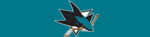 San Jose Sharks logo 600x150