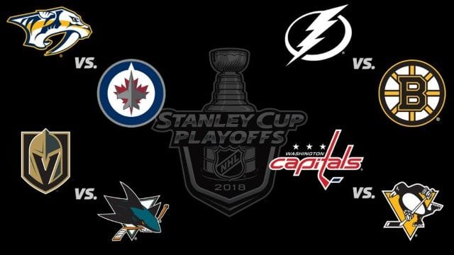 Stanly Cup playoffs schedule