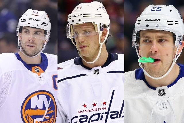 John Tavares, John Carlson and James van-Riemsdyk are the top 2018 NHL free agents