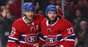 Montreal Canadiens - Max Pacioretty and Alex Galchenyuk