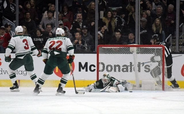 Will the new GM of the Minnesota Wild look at trading Charlie Coyle and Nino Niederreiter?