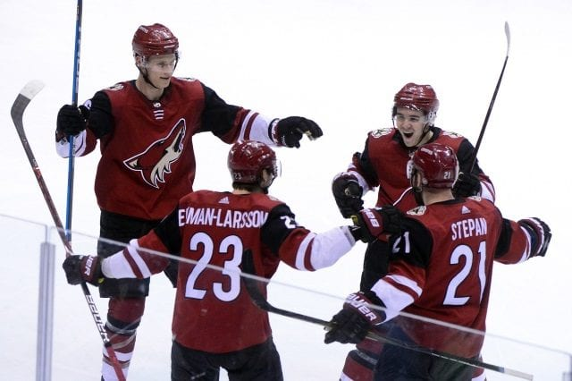 Oliver Ekman-Larsson could be one of the Arizona Coyotes priorities this offseason.