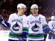 Canucks Henrik and Daniel Sedin will retire after the season.