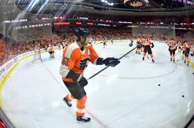 The Philadelphia Flyers may be interested in bringing UFA Valtteri Filppula back, but no one else