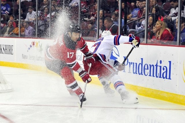 There is the belief that Ilya Kovalchuk's top choice is the New York Rangers.