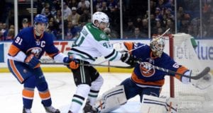 There hasn't really been any internal discussion about a Tyler Seguin extension. There has been little talk between John Tavares' camp and the NY Islanders.
