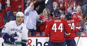 What would the cost to acquire John Carlson in a sign-and-trade be?