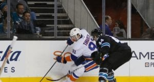 The San Jose Sharks have the salary cap room for both Evander Kane and John Tavares