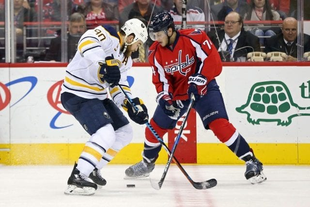 Would John Carlson give the Washington Capitals a home-town discount? Ryan O'Reilly might look good in Calgary or Montreal.