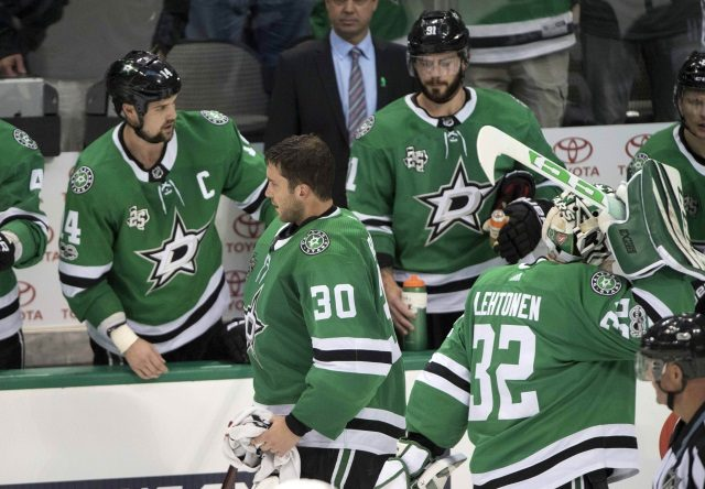 The Dallas Stars need a backup for Ben Bishop. Tyler Seguin could look for a Jamie Benn deal on his contract extension